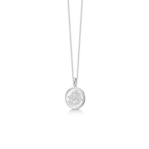 Polar_jewellery_necklace_pendant_sterling_silver_rhodium_plating_Japanese_kamon_Japanese_inspired_jewellery_handmade_jewellery_origins_emblem