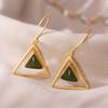 Amira_S_handmade_jewellery_earrings_drop_dangle_gold_plating_sterling_silver_triangle_jade_stone