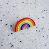 Rainbow4NHS Enamel Rainbow Brooch Pin (Limited Edition  ) NHS charity Support U.K. NHS