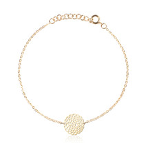 Moorigin_jewellery_gold_plating_PVD_plating_stainless_steel_Dahlia_bracelet_bangle_delicate_jewellery