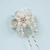 'Tracey' Flower Bridal Hair Pin