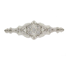 'Gisele' Bridal Belt Applicate