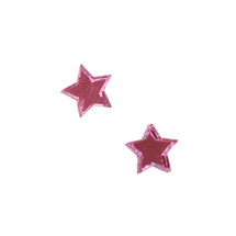 Laser Cut Star Stud Earrings