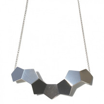 Large 'GEOM' Necklace N01