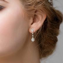 'Ramsay' Delicate Art Deco Earrings