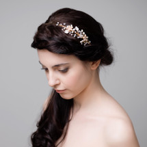 'Genevieve' Side Headband