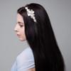 'Erin' Vintage Styled Pearl Side Headband