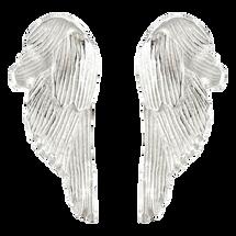 Aurum iceland sterling silver SWAN studs Earrings