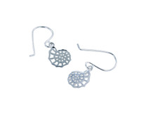 Reeves_and_Reeves_sterling_silver_ammonite_fossil_Jurassic_coast_earrings