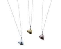 Reeves_and_Reeves_dainty_heart_necklace_delicate_sterling_silver_rose_gold_plating_gold_plating_cute