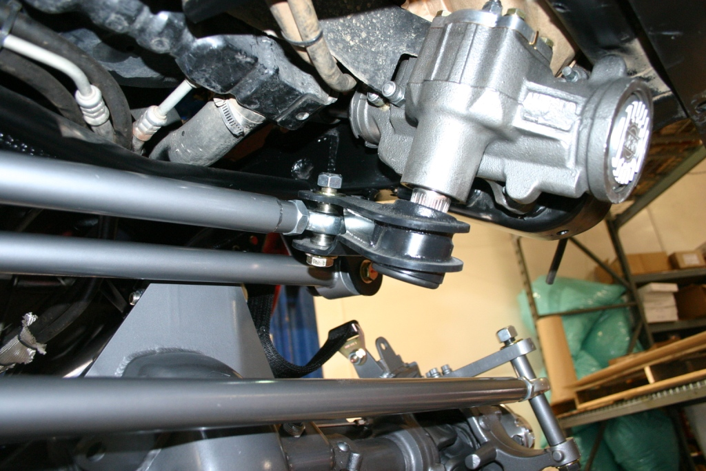 Why You Need a Twisted Pitman Arm for Your Lifted Jeep