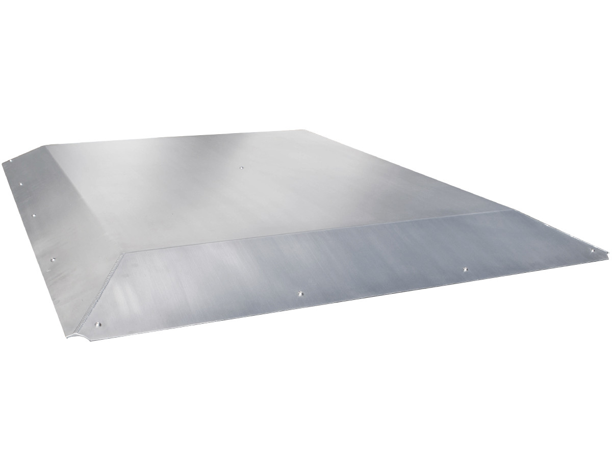 LJ Aluminum Roof for GenRight Roll Cages
