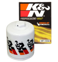 2.4L oil filter for the Jeep Wrangler from K&N