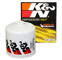 4.0L oil filter for the Jeep Wrangler, K&N
