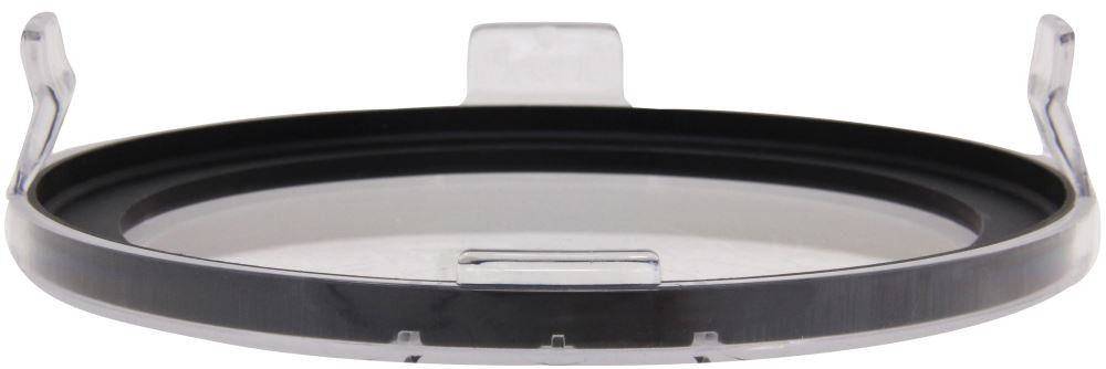 Clear Euro Beam cover for the VisionX Light Cannon