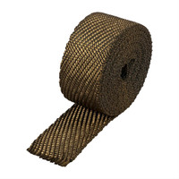 "Heatshield Products 2"" wide x 50' Exhaust Wrap"