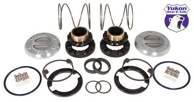 Yukon Locking hub for the Dana 60, Currie 60 or 70 front axles