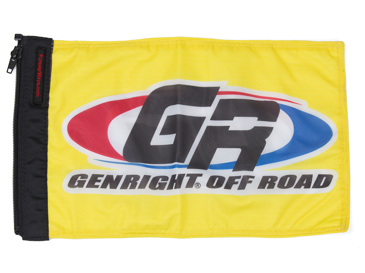 GR Flag and Sleeves sold separately