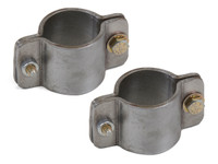 "2 Bolt Formed Tube Clamp - 1-1/2"" (Pair)"