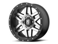 Machined face KMC XD128 wheel