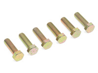 "1/2""-13 x 2"" Skid Plate Bolts (Hex Head) - Set of 6"