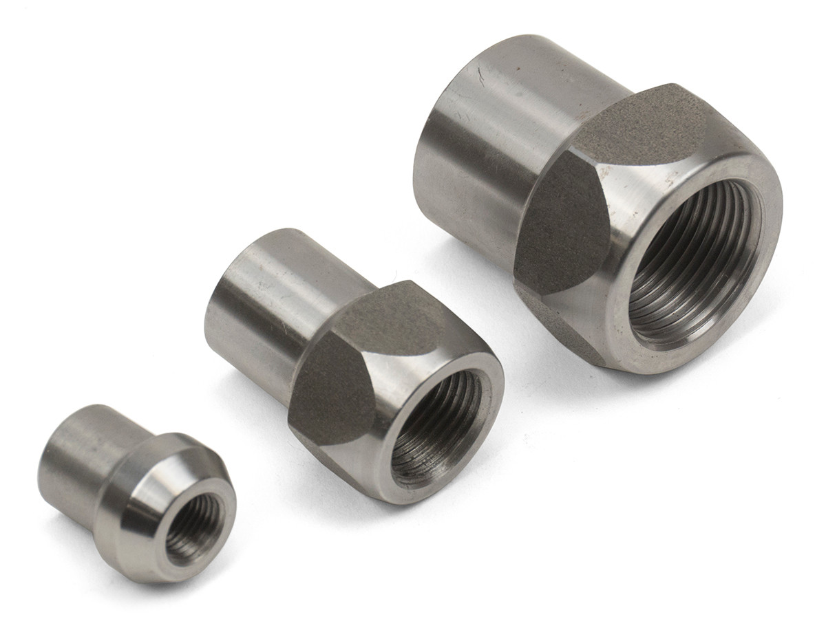 Threaded Step Bungs (Each) - Multiple Sizes