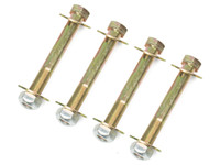 "9/16"" Grade 8 Suspension Bolts w/ UniTorque Nuts & Washers"