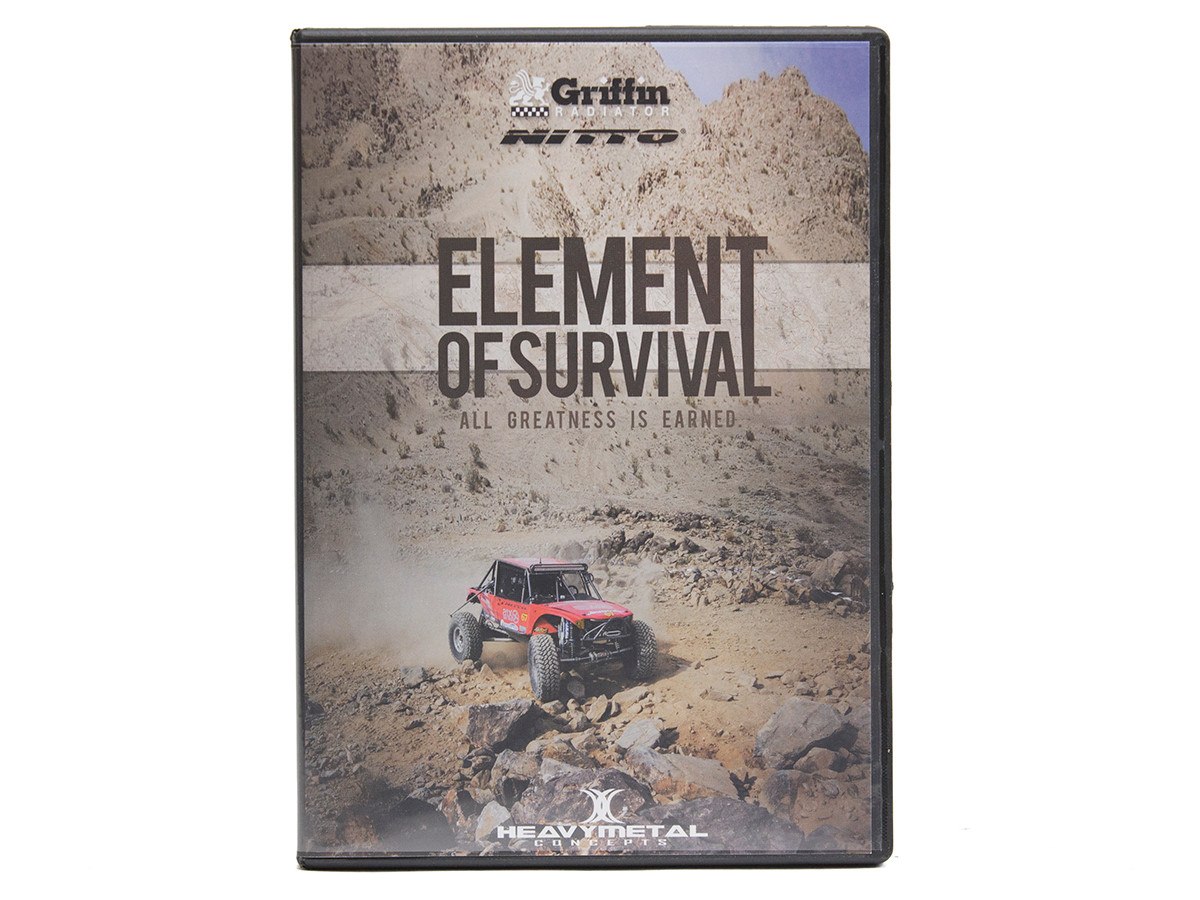 """""""Element of Survival"""" - King of the Hammers 2014"""