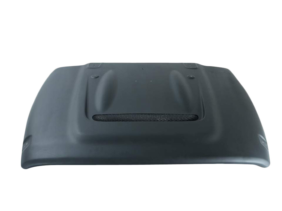 Jeep Wrangler TJ & LJ Duraflex Heat Reduction Hood (For Hi-Fenders)