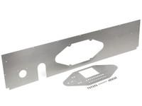 Jeep YJ Laser Cut Aluminum Dash w/ Switch Panel