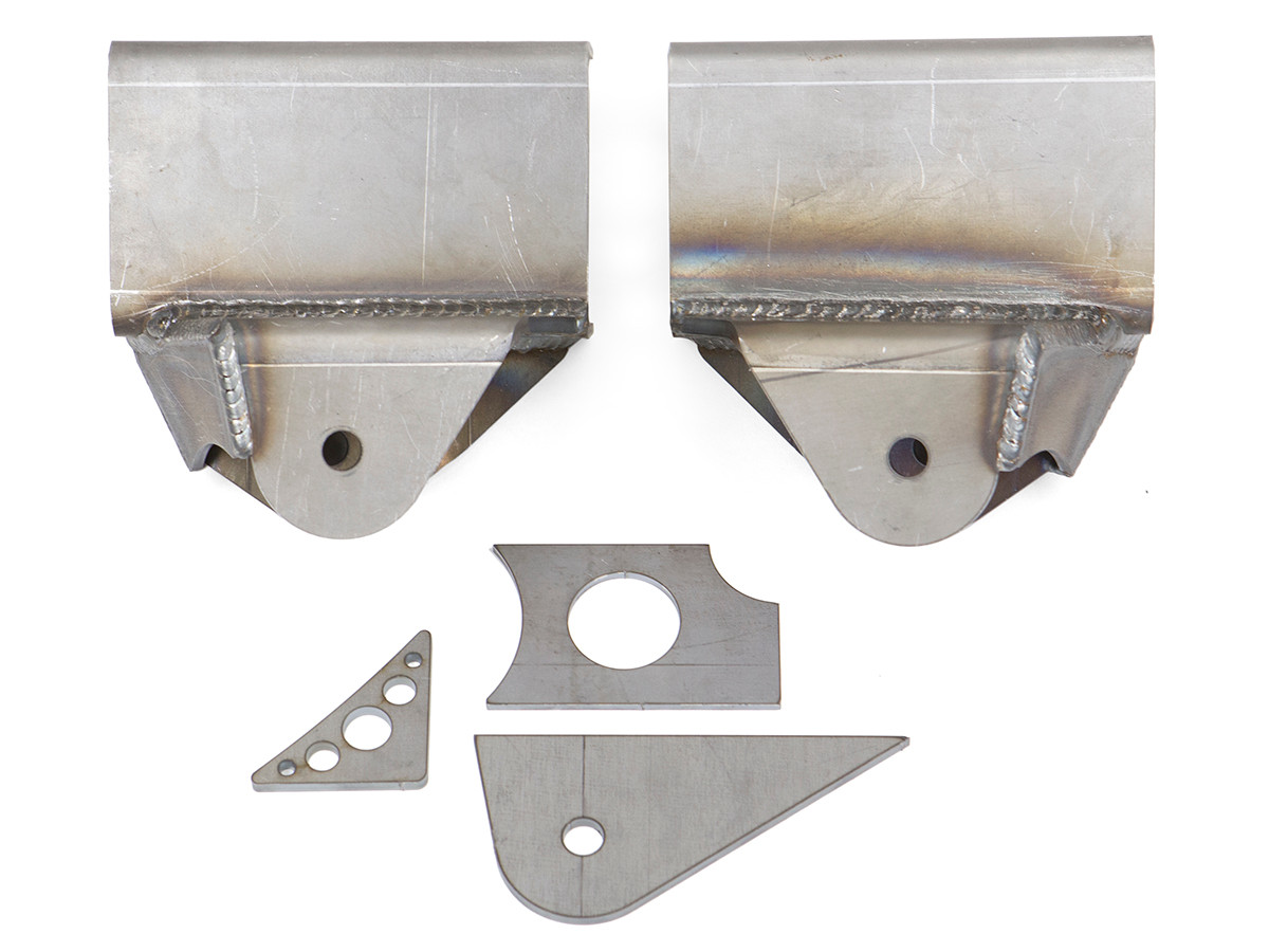 GenRight Front 3 Link frame mounting brackets