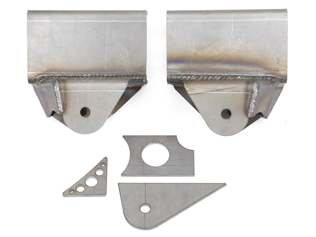 GenRight Front 3 Link frame mounting brackets