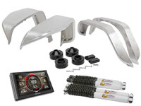 Jeep JK (4 Door) Stage 1 Optional Armor Package - Aluminum