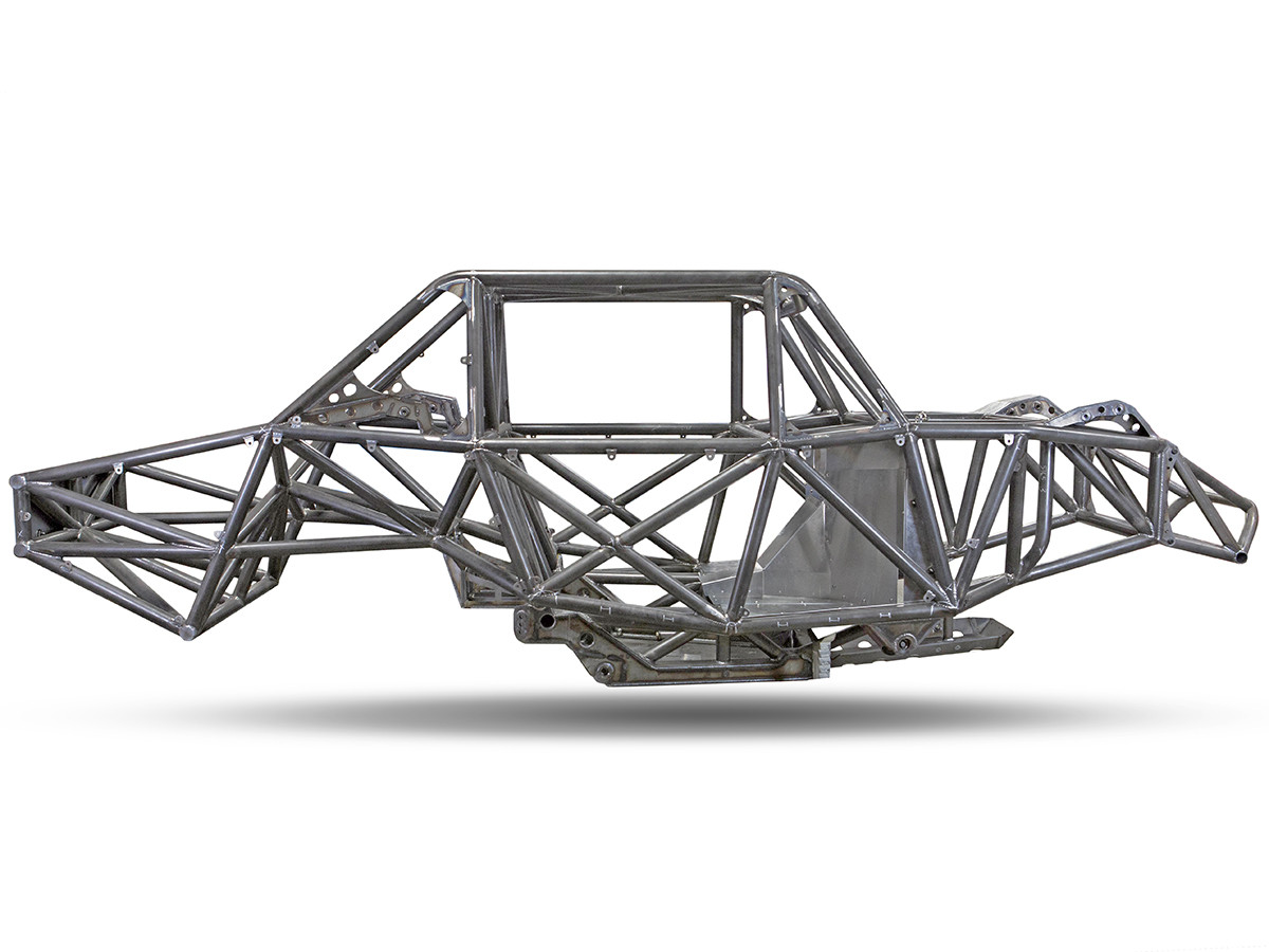 "Side view of the ""Nexus"" Ultra4 Racing Chassis"