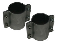 "4 Bolt Formed Tube Clamp - 2"" (Pair)"