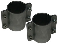 "4 Bolt Formed Tube Clamp - 2-1/4"" (Pair)"