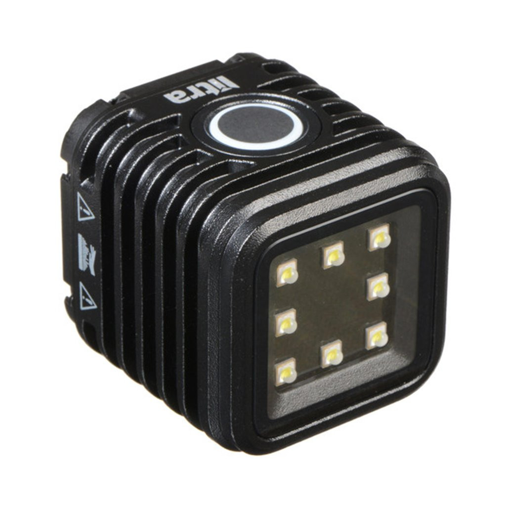 Small Litra T22BUBK LED cube light