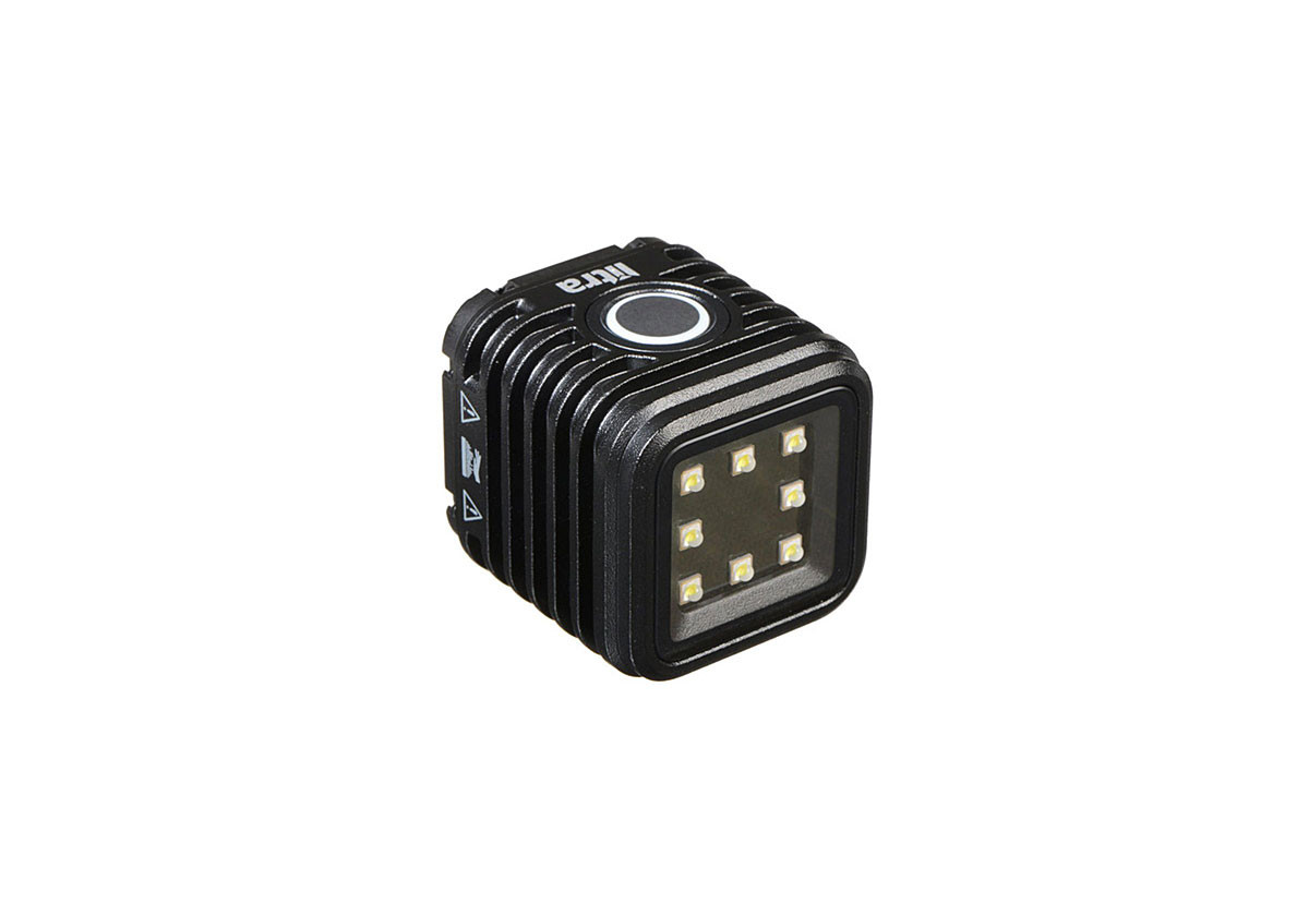 T22BUBK This small LED light is rechargeable and magnetic