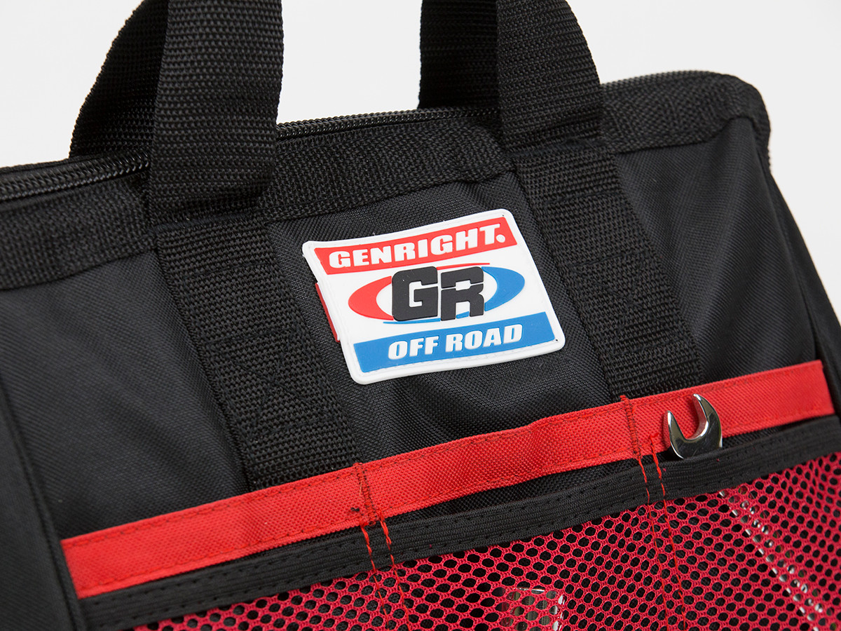 GenRight Tool Bag Detail