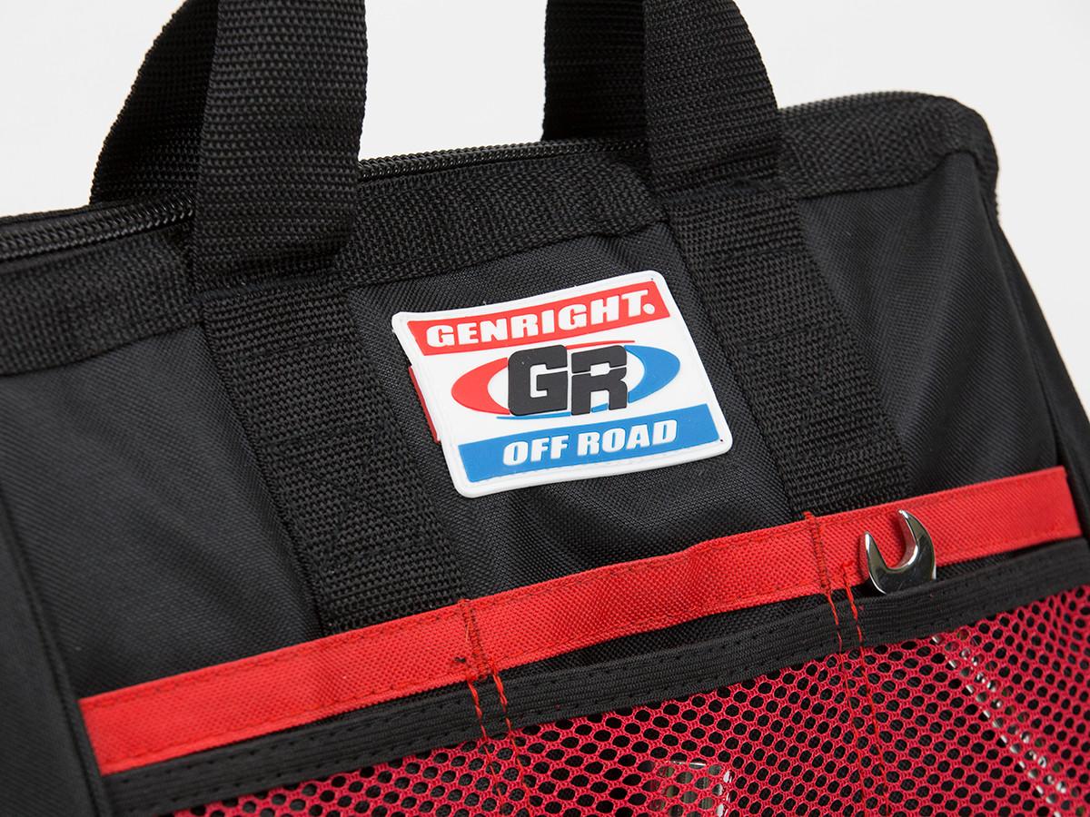 GenRight Tool Bag Detail