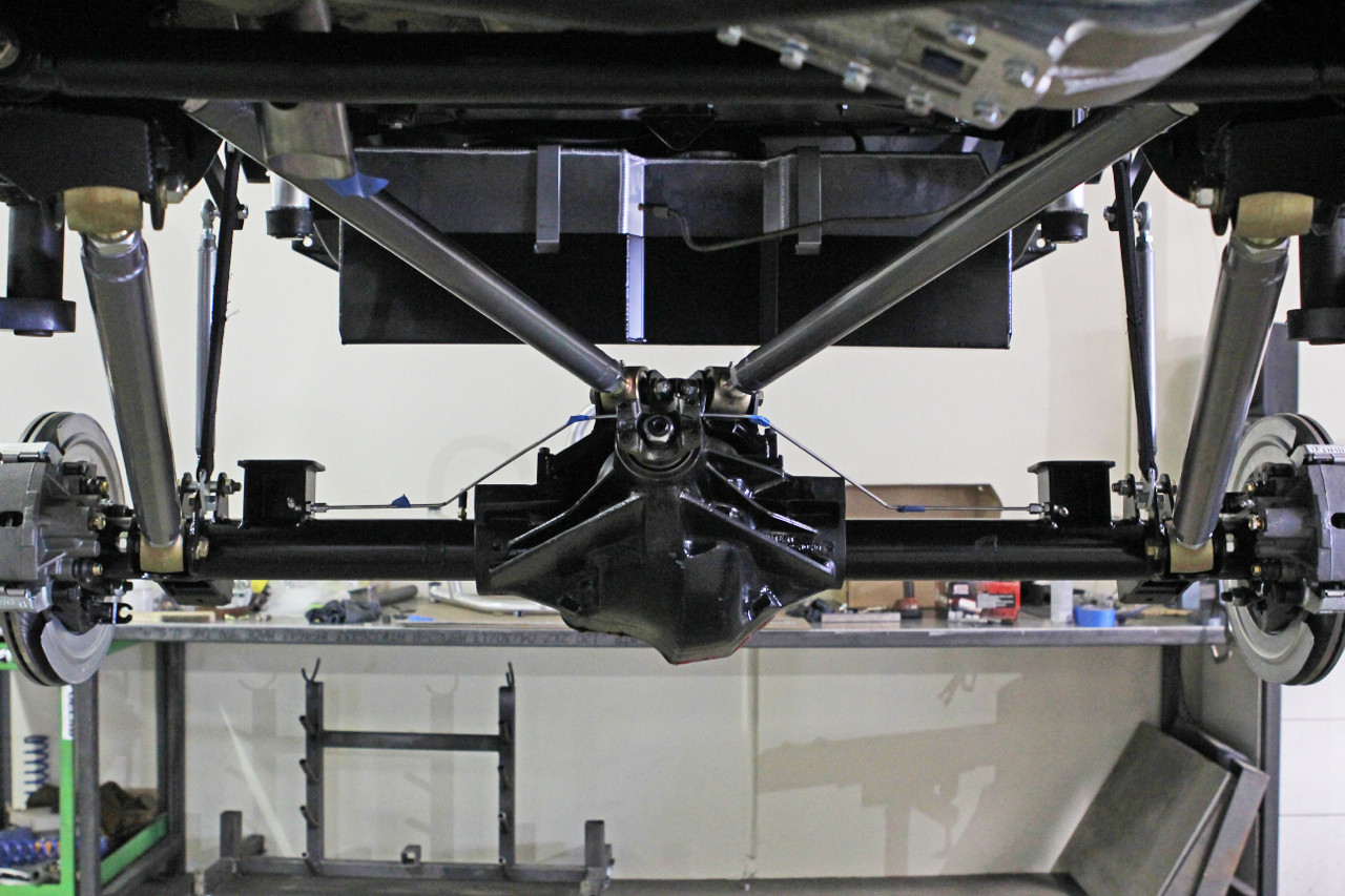Rear 4-Link Kit (Links Optional)