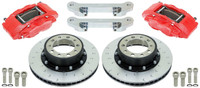 Alcon Big Brake kit for the front of a Jeep JK