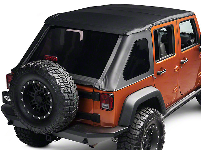 Lets you run your Trektop with a GenRight Roll Cage
