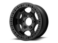 "KMC XD231 Race 17"" Wheel (Black)"
