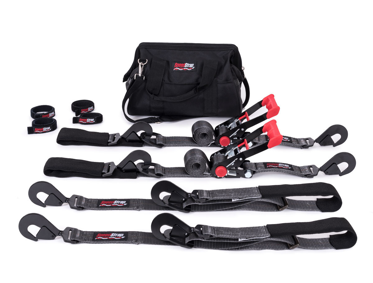 PRP SpeedStrap Essential Off-Road Kit (2″ Tie-Downs)
