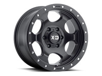 "KMC XD Robby Gordon (RG1) 17"" Wheel (Black)"