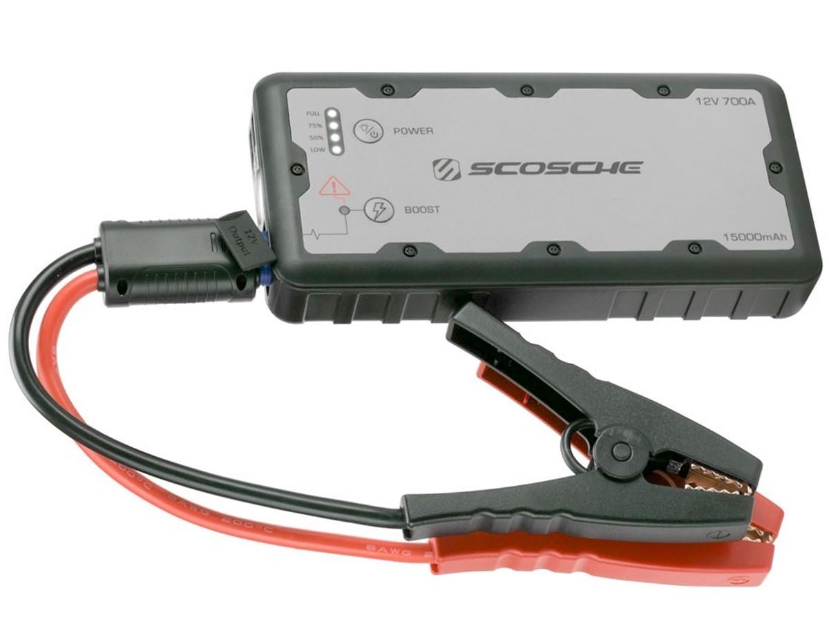 Scosche PowerUp 700 Portable Jump Starter