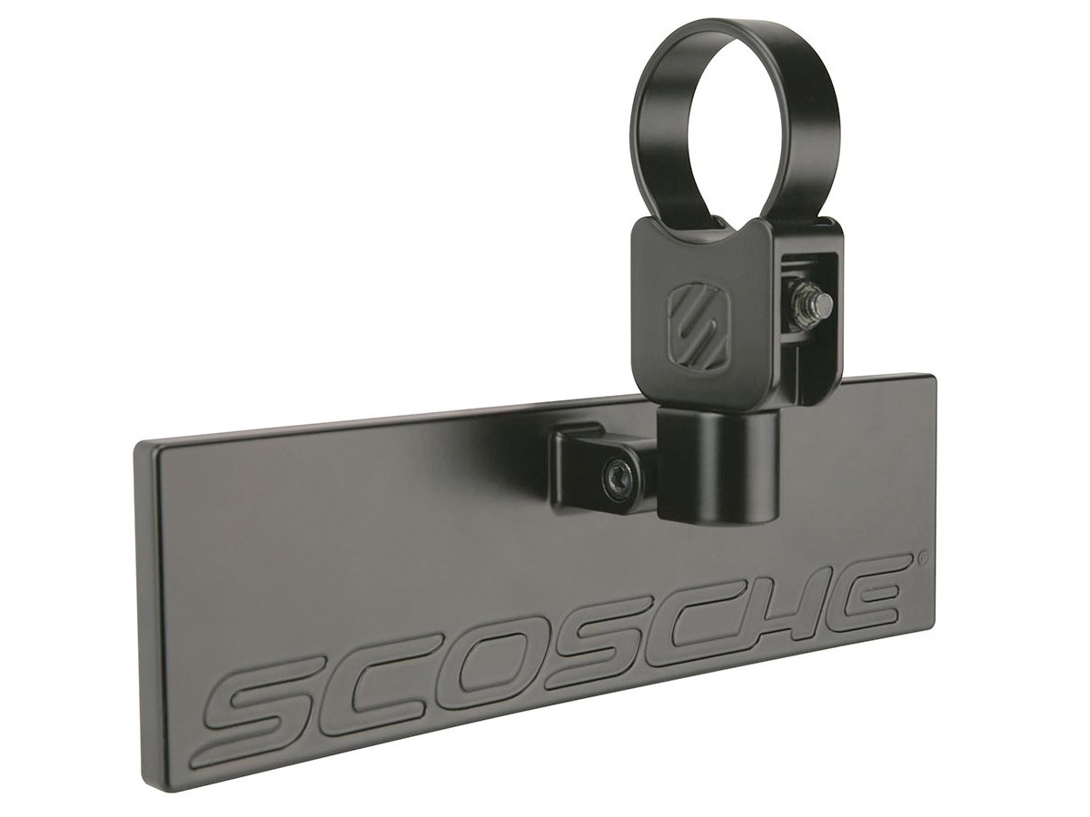"Scosche BaseClamp™ 9"" Panoramic Rear View Mirror Base"