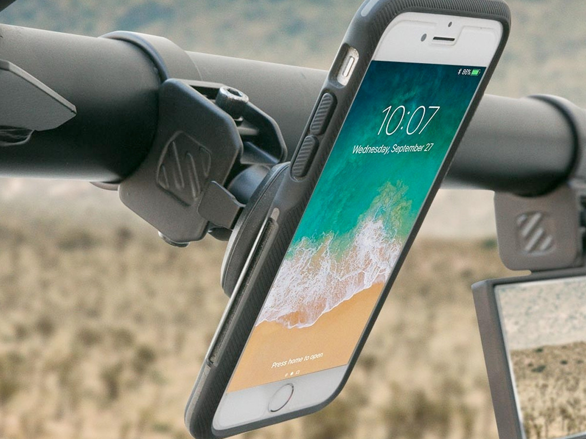 Scosche BaseClamp™ MagicMount Pro Phone Mount