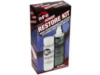 AFE Power Air Filter Restore Kit: 6.5 oz Blue Oil & 12 oz Power Cleaner